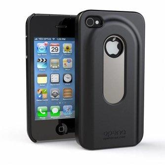 Bier Fles Opener Case voor iPhone 4 / 4S