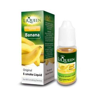 Liqueen E-Liquid Banaan