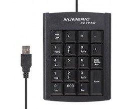 Numeriek Toetsenbord voor aan PC