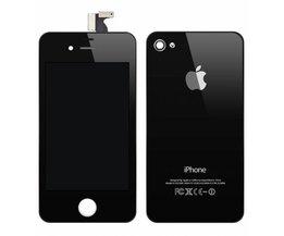 Display Conversion Kit LCD + Touchscreen voor de iPhone 4S