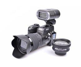 Polo D3200 Digitale Camera + HD Camcorder