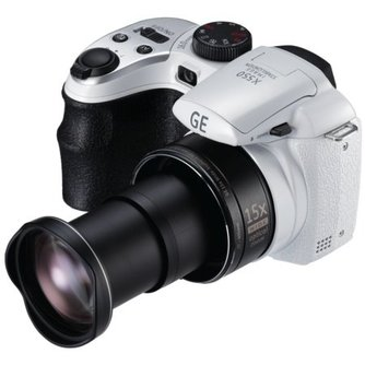 GE X550 Digitale Camera