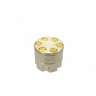 Wiet Grinder Cilinder Bullet
