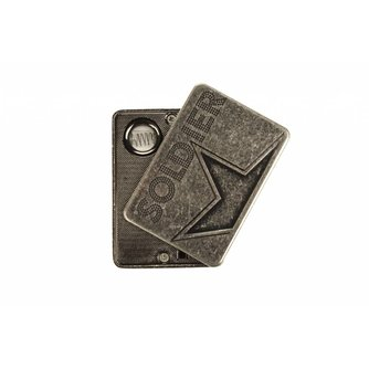 USB Aansteker Shayu Zilver