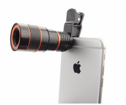 Universele Iphone Telefoon 8 x Zoom Telescoop