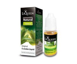 Liqueen Natural Tobacco 10ml 0mg/ml