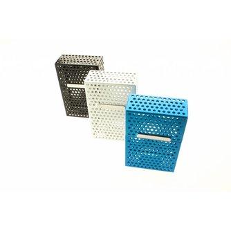 Sigarettenbox Aluminium Hole