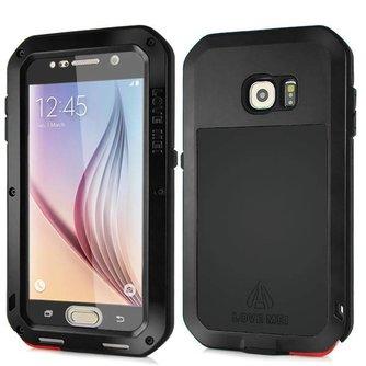Love Mei Spatwaterdichte en Schokbestendige Samsung Galaxy S6 Hoes