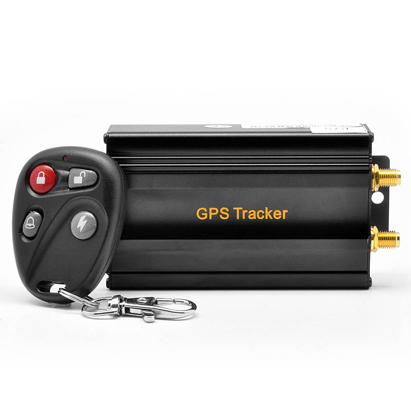 gps tracker auto inbouw i tech66. Black Bedroom Furniture Sets. Home Design Ideas