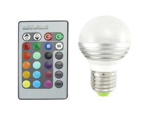 Lampen Op Afstandsbediening : Led lamp 10 watt met afstandsbediening i tech66