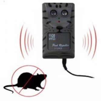 Ultrasone muizenverjager werkt dat