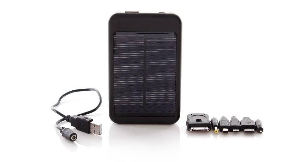 Zonne Energie Powerbank 5000mAh
