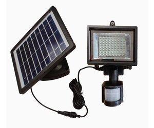 Led buitenlamp met sensor op zone energie i tech