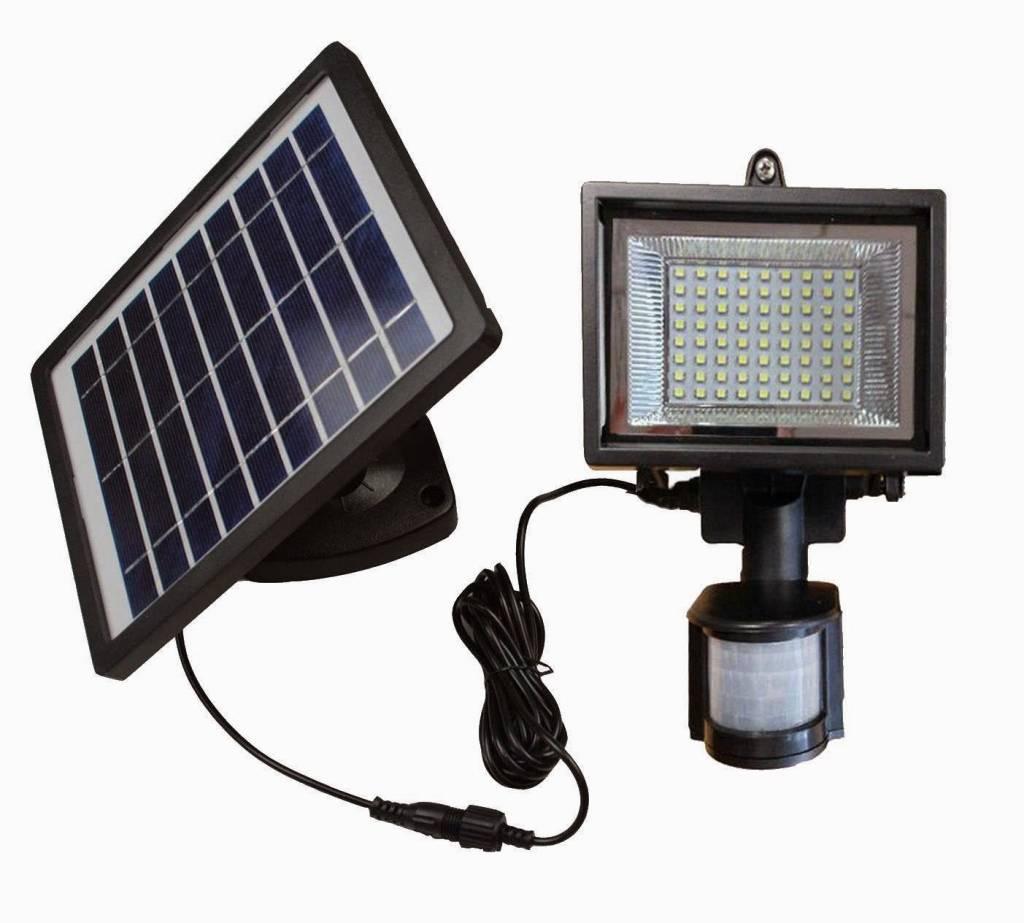 Led Buitenlamp Met Sensor Op Zone Energie I Tech66