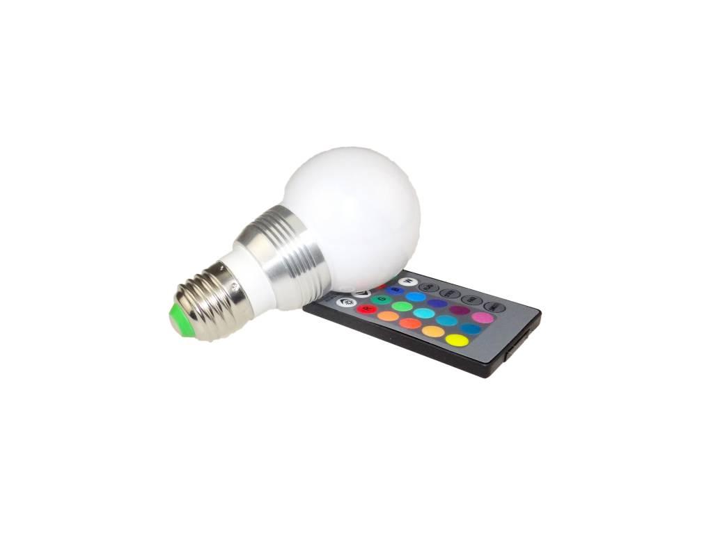 Lampen Op Afstandsbediening : Led verlichting spots kleur i tech66