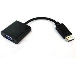Display Port naar VGA adapter V/M