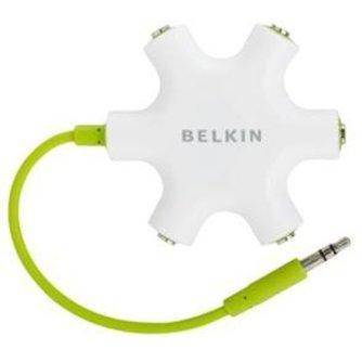Belkin Koptelefoon Splitter 5 Weg