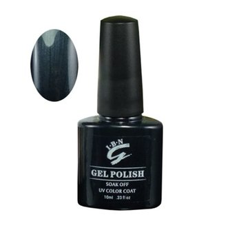 IBN Gel Nagellak Black Roasted