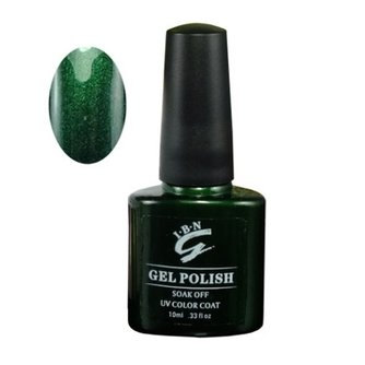 IBN Gel Nagellak Dark Green