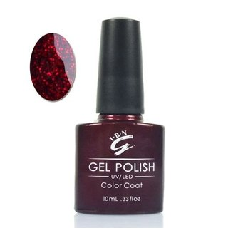 IBN Gel Nagellak Glamour Red