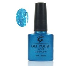 IBN Gel Nagellak Up in the Blue