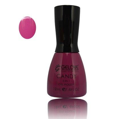 One Step Gel Nagellak Soft Lilac