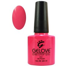 Gelove One Step Gel Nagellak Beau Pink
