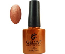Gelove One Step Gel Nagellak Brown Lights