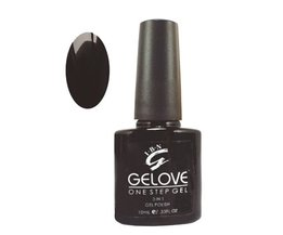 Gelove One Step Gel Nagellak Chocolat Brown