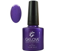 Gelove One Step Gel Nagellak Dark Violets