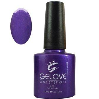 Gelove One Step Gel Nagellak Dark Violets
