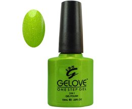 Gelove One Step Gel Nagellak Green Lights