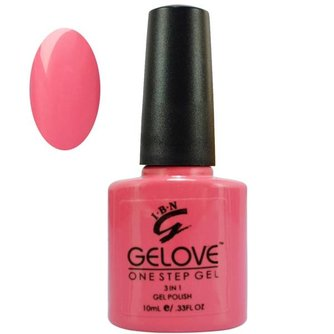 Gelove One Step Gel Nagellak Pink Mat