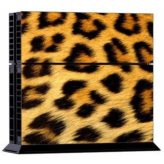 Sticker Cheetahvacht voor de Playstation 4
