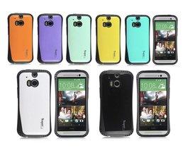 HTC One M8 Lucht Kussen Case
