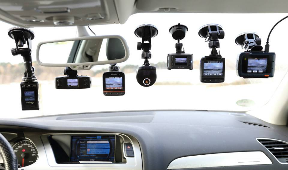 Dashboard camera als bewijs