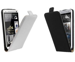 HTC ONE Mini Top Flip Case