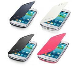 Flip Cover voor de Samsung Galaxy S3 Mini