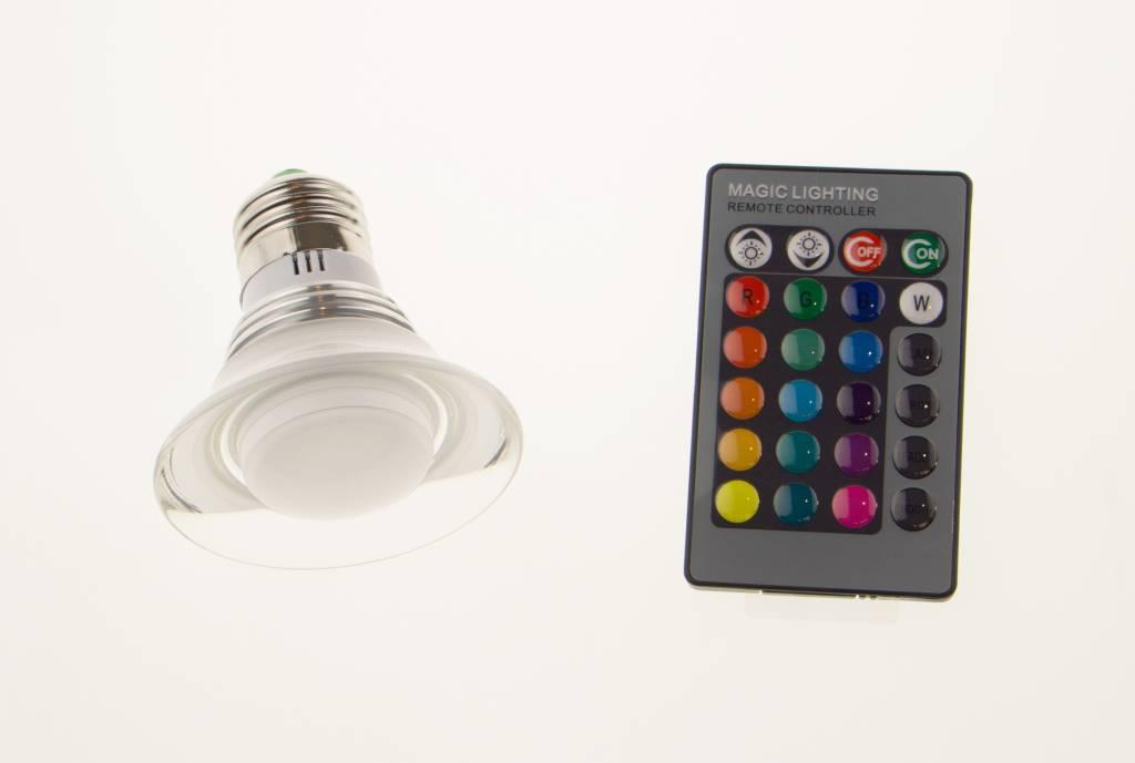 Lampen Op Afstandsbediening : Led spot met afstandsbediening kopen?