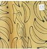 Indikidual Broek Puff Banana Short, 100% biologisch katoen, single jersey