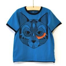 Hebe T-Shirt Zigmars, blue