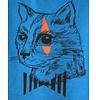 Hebe Romper Zigmars, blauw, 100 % biologisch katoen, GOTS