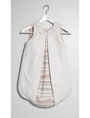 Garbo&friends Hush Little Baby Sleeping Bag soft pink 100% organic cotton
