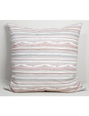 Garbo&friends Floor cushion soft pink 100% organic cotton GOTS certified, Swedish design
