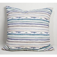 Garbo&friends Cushion gray / purple