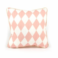 Nobodinoz Pillow Joe Pink Diamonds