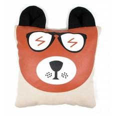 Nobodinoz Pillow Safari Grizzly