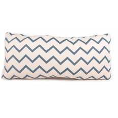 Nobodinoz Cushion Averell Blue ZigZag