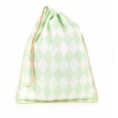 Nobodinoz Bag Milan Mint Diamonds