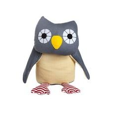 Franck & Fischer Asta Grey Owl Plush